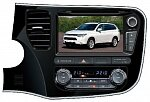 DVM-1440G iS (Mitsubishi Outlander 2012)